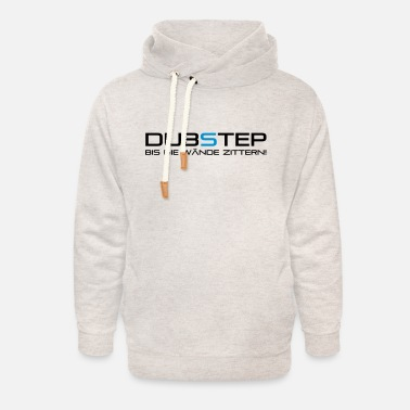 Dubstep Dubstep Music 2_1 - Unisex Shawl Collar Hoodie