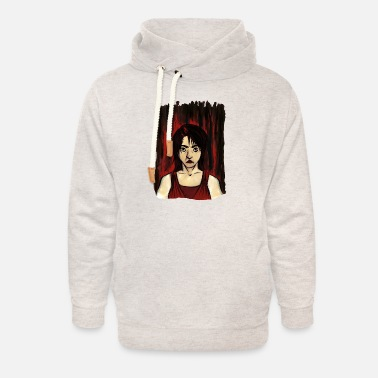 Anger Anger - Unisex Shawl Collar Hoodie