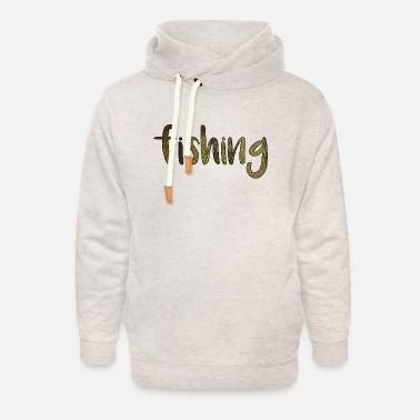 THE PERCH - Unisex Shawl Collar Hoodie