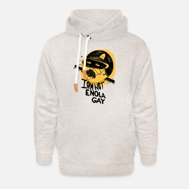 I Am Not Enola Gay Coffee Mug - Unisex Shawl Collar Hoodie