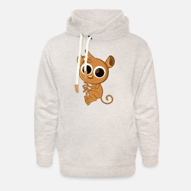 Cute Animals Cute animal - Unisex Shawl Collar Hoodie