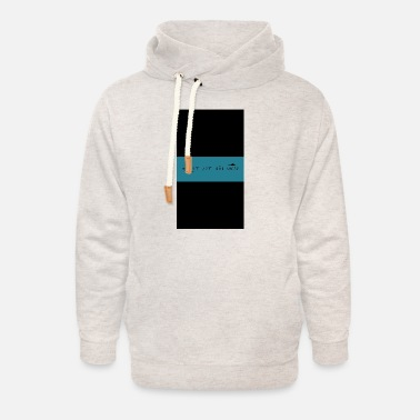 Art is for us - Unisex Shawl Collar Hoodie