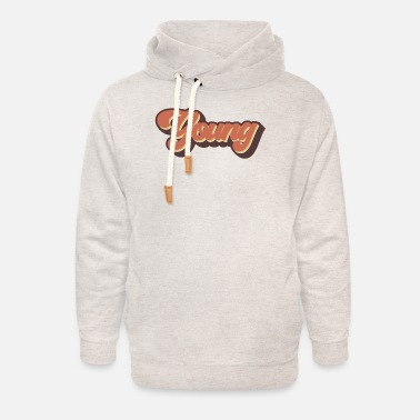 Young Young - Unisex Shawl Collar Hoodie