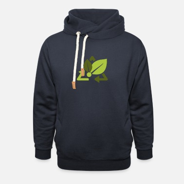 Protection Of The Environment Environmental protection Earth Environment Climate control - Unisex Shawl Collar Hoodie