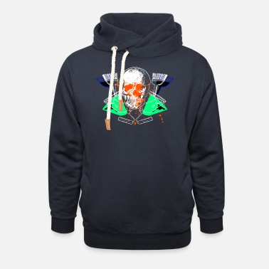 Painter painter - Unisex Shawl Collar Hoodie