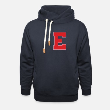 Highschool EAST HIGH SCHOOL - Unisex Schalkragen Hoodie