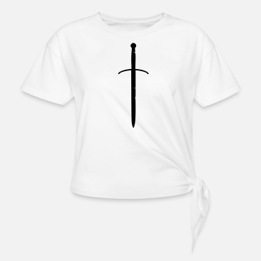 Sword sword - Knotted T-Shirt