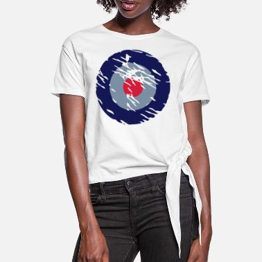 Quadrophenia Mod Vintage Sign - Knot-shirt
