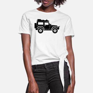 Expedition JK-Expedition - Frauen Knotenshirt