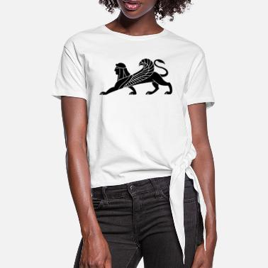 Mythical Creature mythical creatures - Women's Knotted T-Shirt