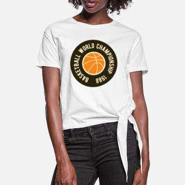 World Championship Basketball World Championship 1988 - Frauen Knotenshirt