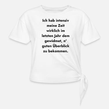 Der Gute überblick Zitat Von Anja Karliczek Frauen Schwangerschafts T Shirt Weiß