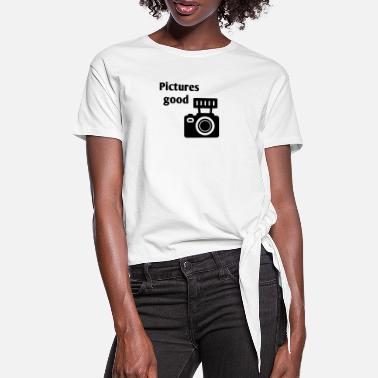 Picture Pictures good - Frauen Knotenshirt