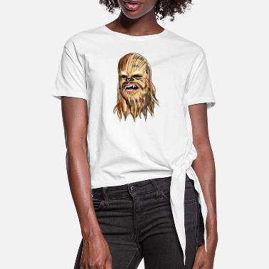 Chewbacca CHEWBACCA - Women's Knotted T-Shirt