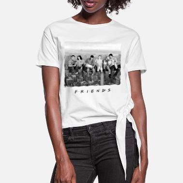 Série Friends New York - T-shirt à nœud Femme