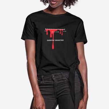 Tarantino The Tarantino movie - Women's Knotted T-Shirt