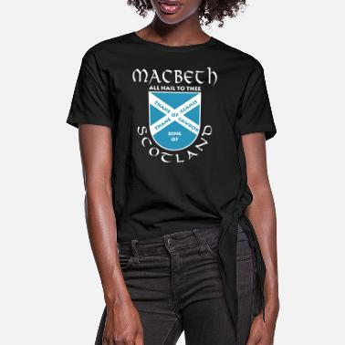 Macbeth Scotland Macbeth - Knotenshirt