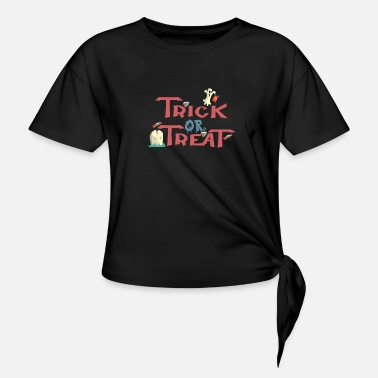 Trick Or Treat Trick-or-Treat - Knotenshirt