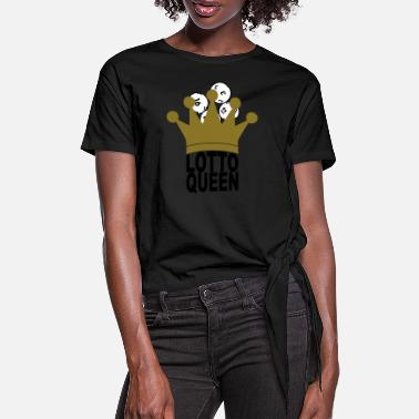 Lotto Lotto Queen - Frauen Knotenshirt