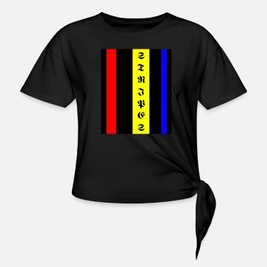 Colors STRIPES and COLORS - Knotenshirt