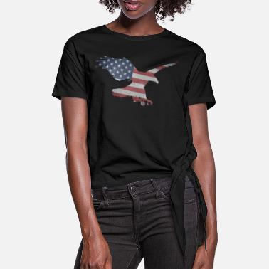 American Eagle American Eagle - American Eagle - Women's Knotted T-Shirt