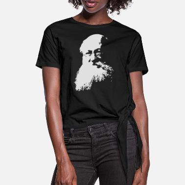 Anarchism kropotkin - Women's Knotted T-Shirt