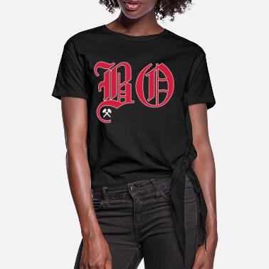 Bochum - Women's Knotted T-Shirt