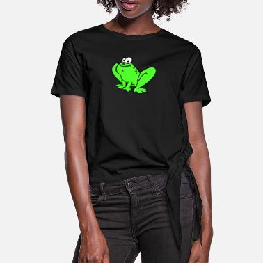 Toad Toad - Women's Knotted T-Shirt
