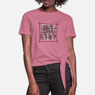 Emmy Emmy - Women's Knotted T-Shirt