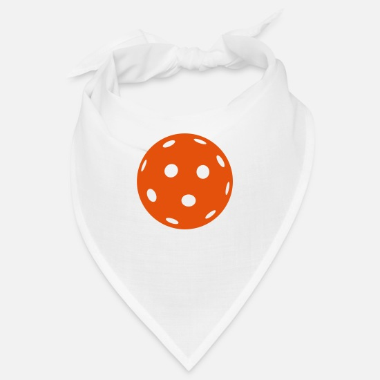 Play Bandanas - Floorball ball - Bandana white