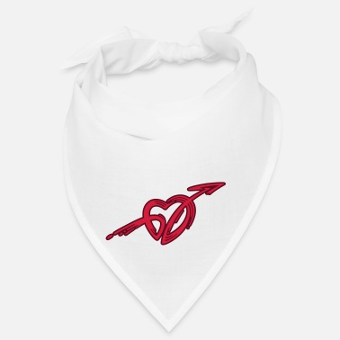 Cupid Cupid's arrow - Bandana