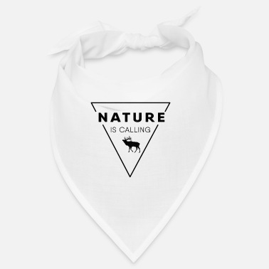 Nature Nature - Nature is calling - Bandana