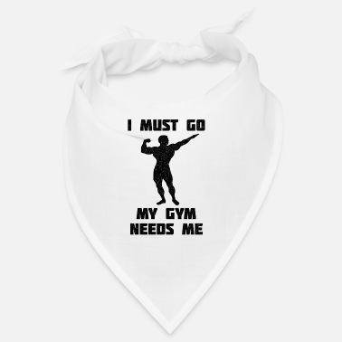 Funny Gym Funny gym shirt - Bandana