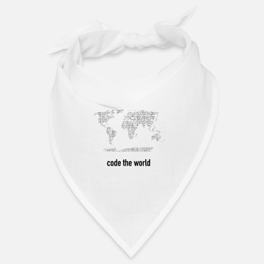Code the world computer science gift - Bandana