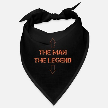Legend Legend - The man The legend - Bandana