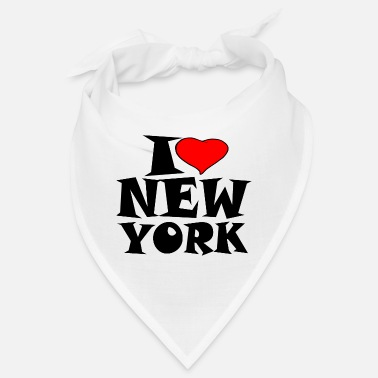 New York New York - I Love New York - I Love New York - Bandana