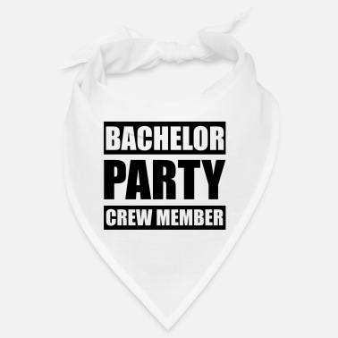 Stag Do Bachelor Party Crew - Stag do - Bandana
