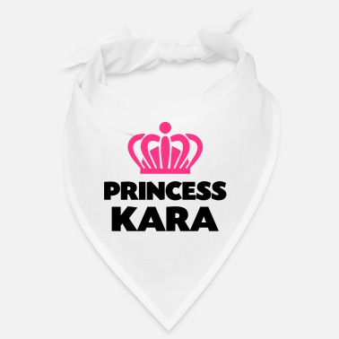 Kara Princess kara name thing crown - Bandana