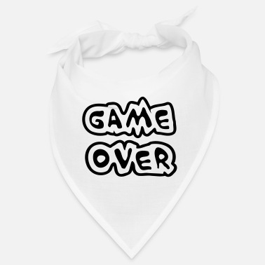 Game Over Game Over - Bandana