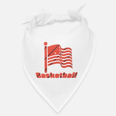 Baseball-designs Basketball Sport Fitness Ball Basketball Spieler - Bandana