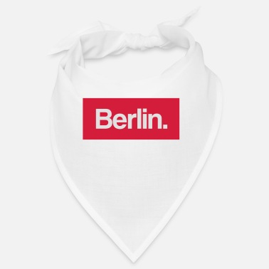 Bln Berlin - BLN - capital - Bandana
