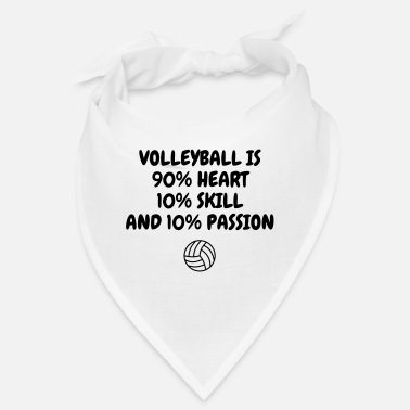Volley-ball Volleyball - Volley Ball - Volley-Ball - Sport - Bandana
