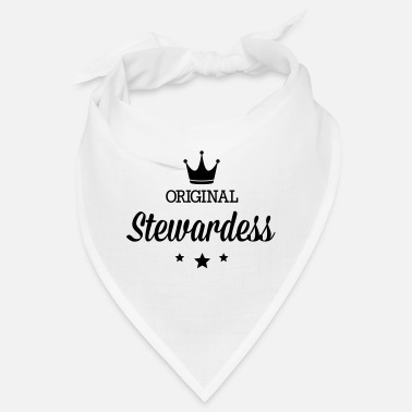Stewardess Original three star deluxe stewardess - Bandana