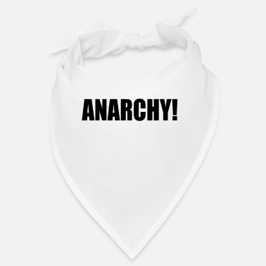 Left Wing anarchy! - Bandana