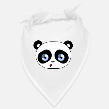 Beady Eyes Kawaii Panda Beady Eyes - Bandana