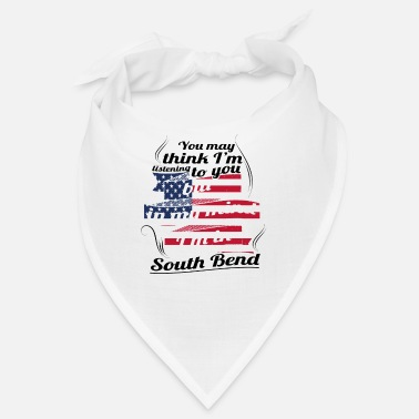 South THERAPIE URLAUB AMERICA USA TRAVEL South Bend - Bandana