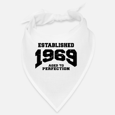 Established Established 1969 - Bandana