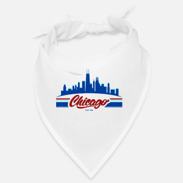 Graphic Art Chicago Graphic - Bandana