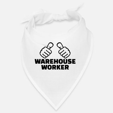 Worker Warehouse worker - Bandana