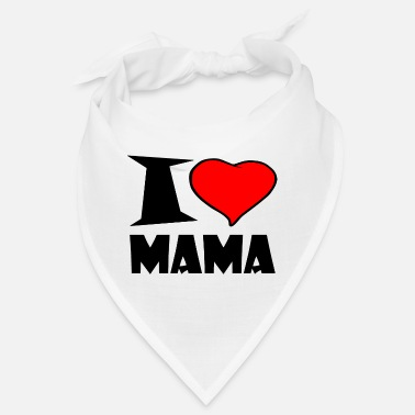 Berlin I love mom - Bandana